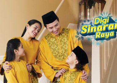 Digi Sinaran Raya with #LebihJimatLagiErat offers for everyone this Raya