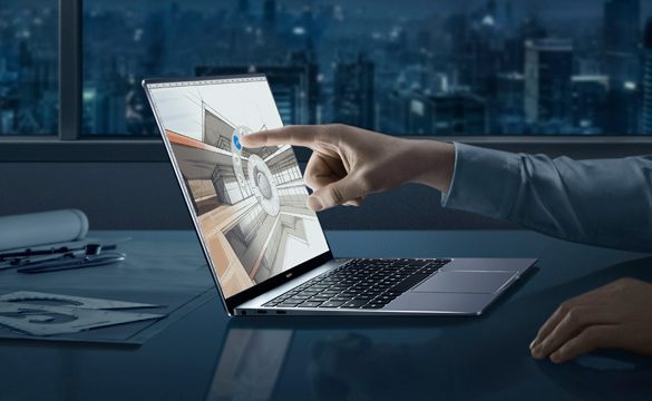 Available for Sale Now, HUAWEI's Matebook X Pro is a Trend-Leading Laptop Perfect for the Business Jetsetter
