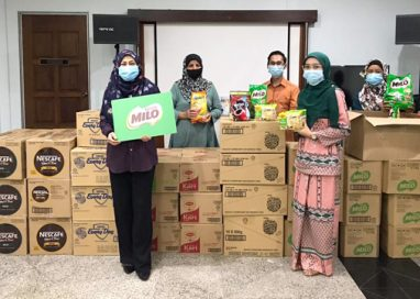 Nestlé #Skuadkebaikan Milo: Goodness of Nutritious Offerings delivered to Communities Most in-Need