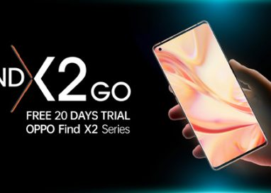 Get Free Trial of OPPO's Flagship Find X2 Series 5G and Grab Amazing Discounts with OPPO LendX2Go Campaign