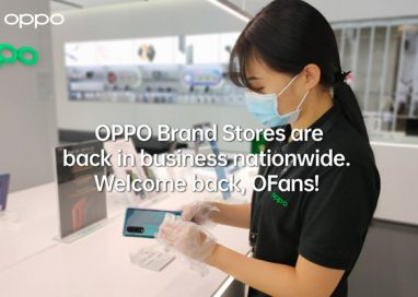 OPPO reopens its Brand Stores and Service Centres starting today
