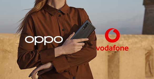 OPPO and Vodafone announce Partnership Agreement to bring a broad range of OPPO products to Vodafone's European markets