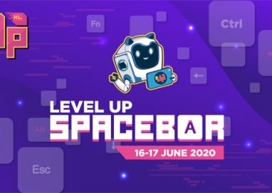 Malaysia's Online Gaming Conference and Festival – LEVEL UP SPACEBAR and PLAY-ONE – are Coming This June!