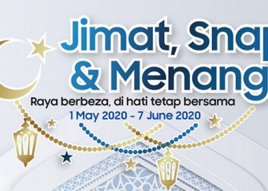 Samsung brings you Prizes worth up to RM424,000 in total through its Jimat, Snap & Menang Contest!
