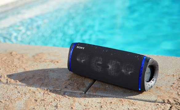 Enjoy Superior Sound wherever and whenever with Sony's Latest EXTRA BASS Wireless Speakers