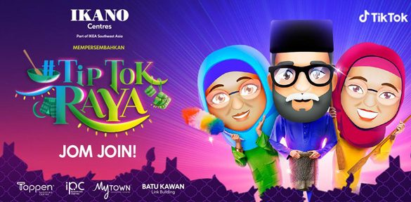 We Cannot kesana kesini, but We Can TikTok di sini this Hari Raya