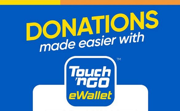 Touch 'N Go eWallet and National Kidney Foundation collaborate for a Noble Cause