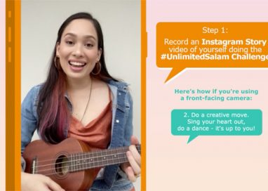 U Mobile launches #Unlimited Salam Challenge featuring Yuna, Airliftz, Bil Musa and more