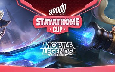 Calling All Gamers – Yoodo Stay at Home Cup launched