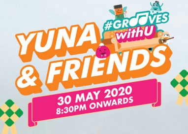 Yuna to headline U Mobile's #GroovesWithU Finale Show with Raya Tunes & her Malay Hits!