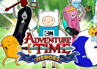 """Adventure Time Heroes"" is Now Available for Pre-registration on Google Play & Apple App Store!"