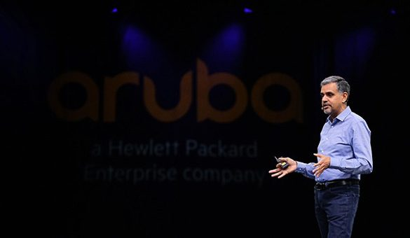 Introducing Aruba ESP, the Industry's First Cloud-Native Platform Built for the Intelligent Edge