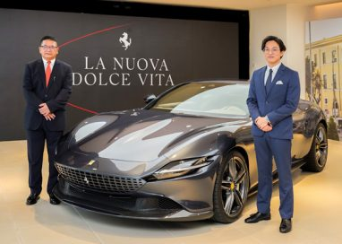 Ferrari Roma: La Nuova Dolce Vita, Ferrari's new V8 2+ coupé, makes its Malaysian debut