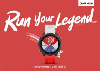 Garmin launches Forerunner 245 Music Japan Edition in Malaysia
