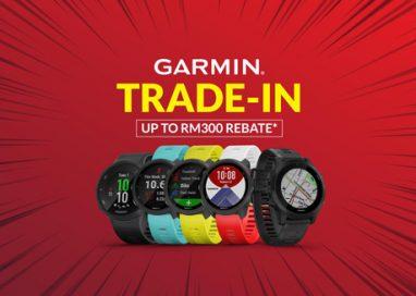 Garmin Malaysia announces Trade-in Promotion