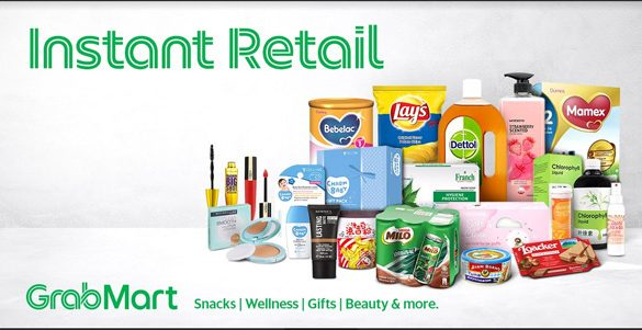 GrabMart expands into 'Instant Retail'