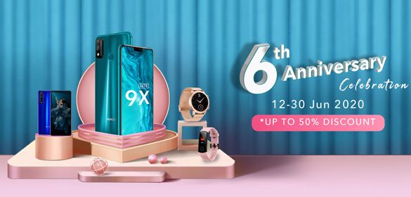 HONOR Malaysia celebrates its 6th Anniversary with Deals for Everyone!