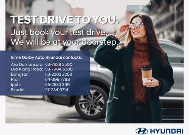 Sime Darby Auto Hyundai launches '#NewNorm Test Drive to You' Campaign