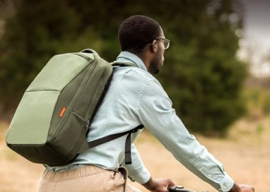 Lenovo celebrates World Environment Day with launch of new laptop backpack made from 34 recycled plastic bottles