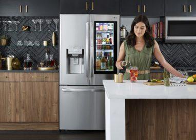 LG's Iconic InstaView Refrigerator Hits Sales Milestone of One Million Units Worldwide