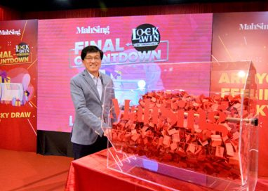 "Mah Sing hosts Pilot Digital Lucky Draw Event, Participants of ""Lock & Win Final Countdown"" Campaign Win Big!"