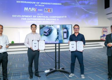 MARii and MCE ink MoU to Enhance Development of Critical Components for Autonomous Driving and Connected Mobility