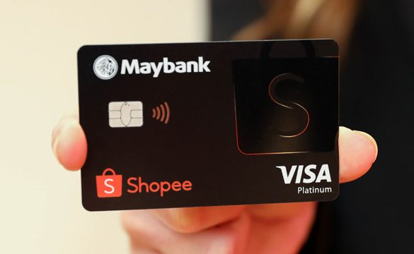 Shopee, Maybank and Visa solve your Financial Coin-Nundrum with the All-New Maybank Shopee Credit Card
