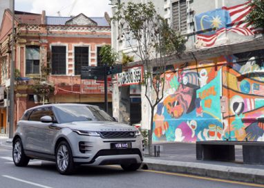 New Range Rover Evoque is slated for June 26th Launch