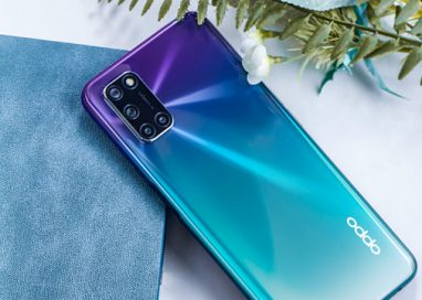 OPPO A92 Aurora Purple is coming to Malaysia, launching Exclusively on Shopee Live this 26 June!
