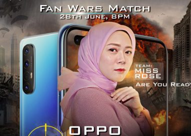 Participate in the Fan Wars Match with MissRose and Win 4 OPPO Enco W31