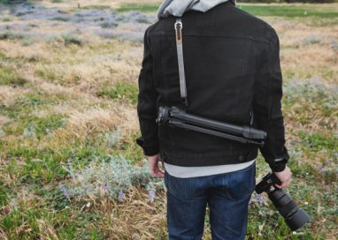 The Peak Design Travel Tripod