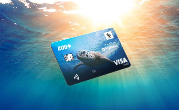 Idemia partners with RHB Bank to launch the First Recycled Debit Card in Asia Pacific