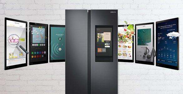 Samsung's Family Hub brings Personalised Technology into the Kitchen