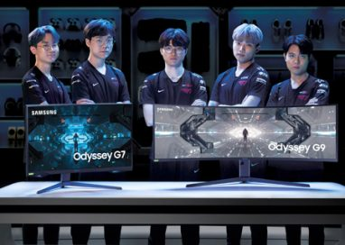 Samsung teams up with Global Esports Organization T1 as Official Display Partner
