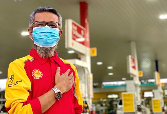 Shell promotes Worry-Free Payment Experiences