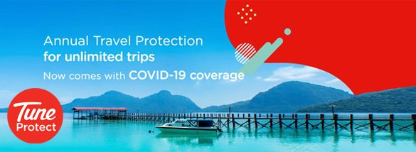 Tune Protect introduces Enhanced AirAsia Travel Protection