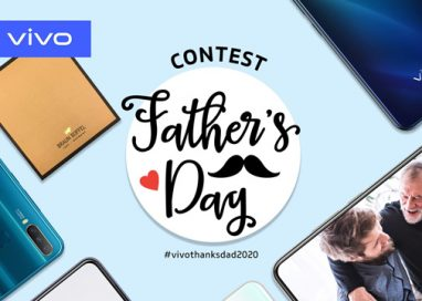 vivo Malaysia organises Giveaway Contest for Malaysians this Father's Day