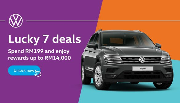 Volkswagen launches Official Store on Shopee with Irresistible 7.7 Deals