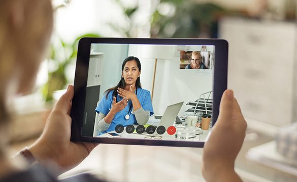 Cisco Webex helps Customers Stay Remotely Connected and Reimagine Work