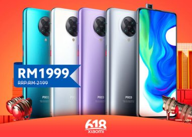 Xiaomi kicks off 6.18 Online Mid Year Sales in Malaysia