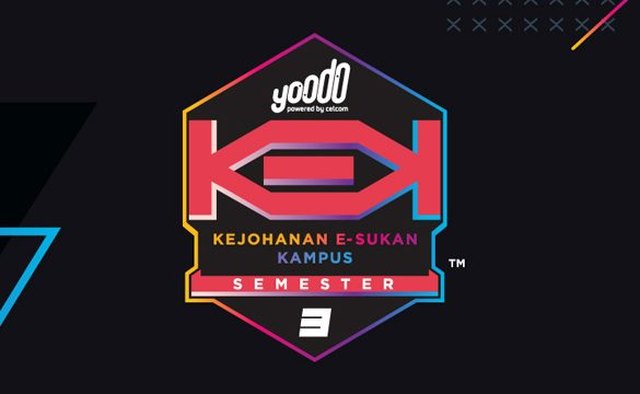 Campus Gaming Glory awaits at Yoodo Kejohanan E-Sukan Kampus Semester 3