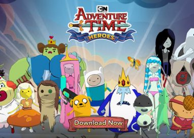 """Adventure Time Heroes"" is Now Available in SEA on Google Play & Apple App Store!"