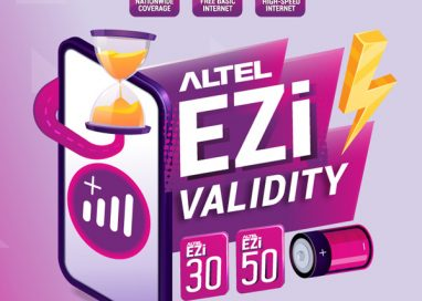Altel offers 30% Reload Bonus and 365 Days Validity