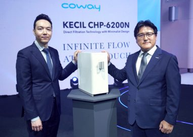 Coway unveils 'Kecil' Water Purifier for Cosmopolitan Homes