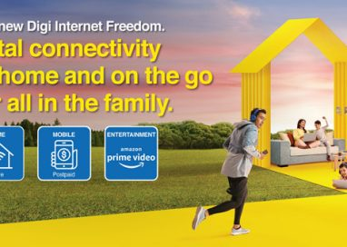 Digi launches the new Internet Freedom, a total connectivity plan for home and on-the-go
