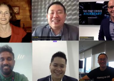 Grooves hosted World's First Virtual Work Technology Summit, sponsored by MDEC