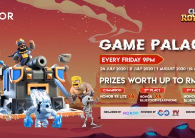 HONOR Game Palace Tournament introduces Next Series, Clash Royale