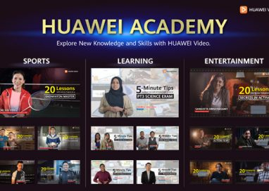 Explore Huawei Video and Broaden your Horizons with Huawei Academy