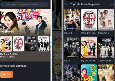 HUAWEI Video and Mediacorp Singapore Join Hands to offer Video Content On-demand for Users