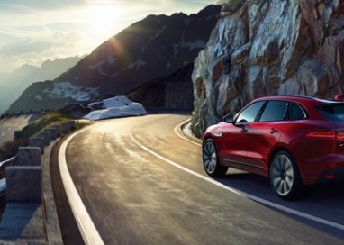 Limited Edition Jaguar F-PACE powered by New 2.0-litre, 300PS Ingenium Engine